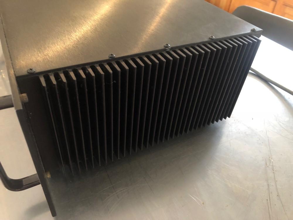 Bedini 45/45 Solid state amp A stunning design/wonderful ...